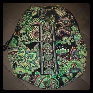 Vera Bradley Blue Rhapsody mini backpack